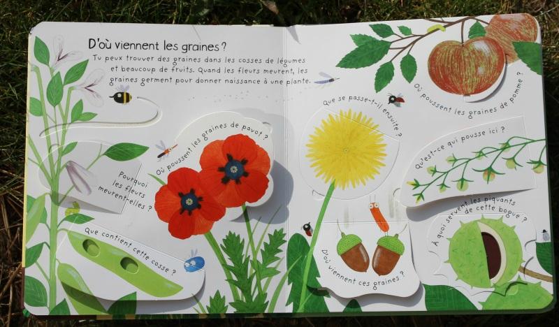 en appendre plus sur les plantes et les fleures avec les. Black Bedroom Furniture Sets. Home Design Ideas