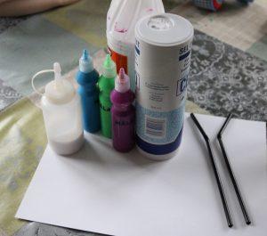 Peinture salée