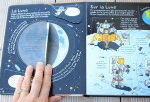 usborne la lune