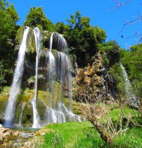 Cascade de Chégnieu la Balme cascade des dards