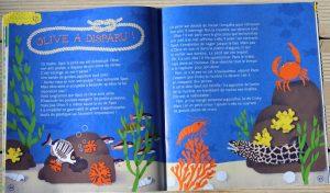 Histoire la petite salamandre