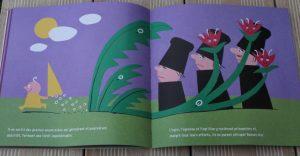 Bonnet d'or 3 ogres Bouquet d'histoires