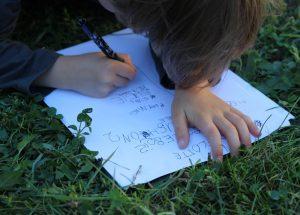 Montessori coule ou flotte activité