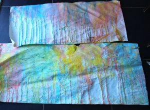 Résultat peinture