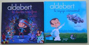 Aldebert livre CD