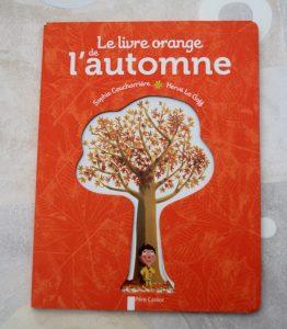 Livre sur l'automne