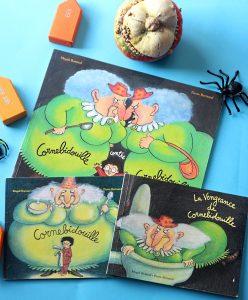 Livres Cornebidouille