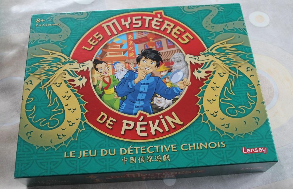 les mystères de Pékin